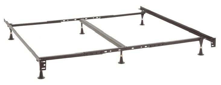 Cal King Bed Frame Metal