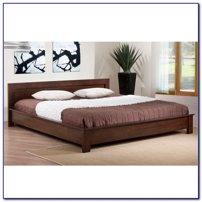Cal King Platform Bed Frame Plans