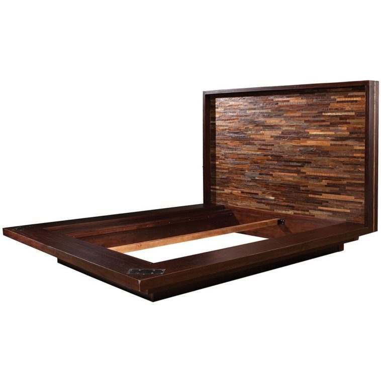 California King Bed Frame With Headboard