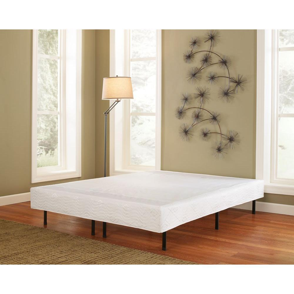 California King Rest Rite Metal Platform Bed Frame