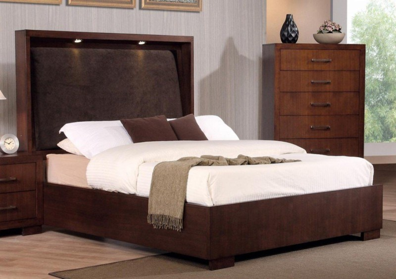 California King Wood Bed Frame