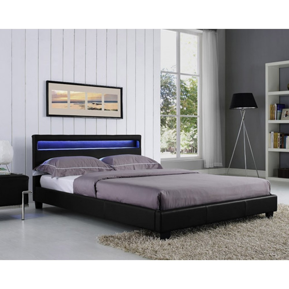 Canis Led Bed Frame