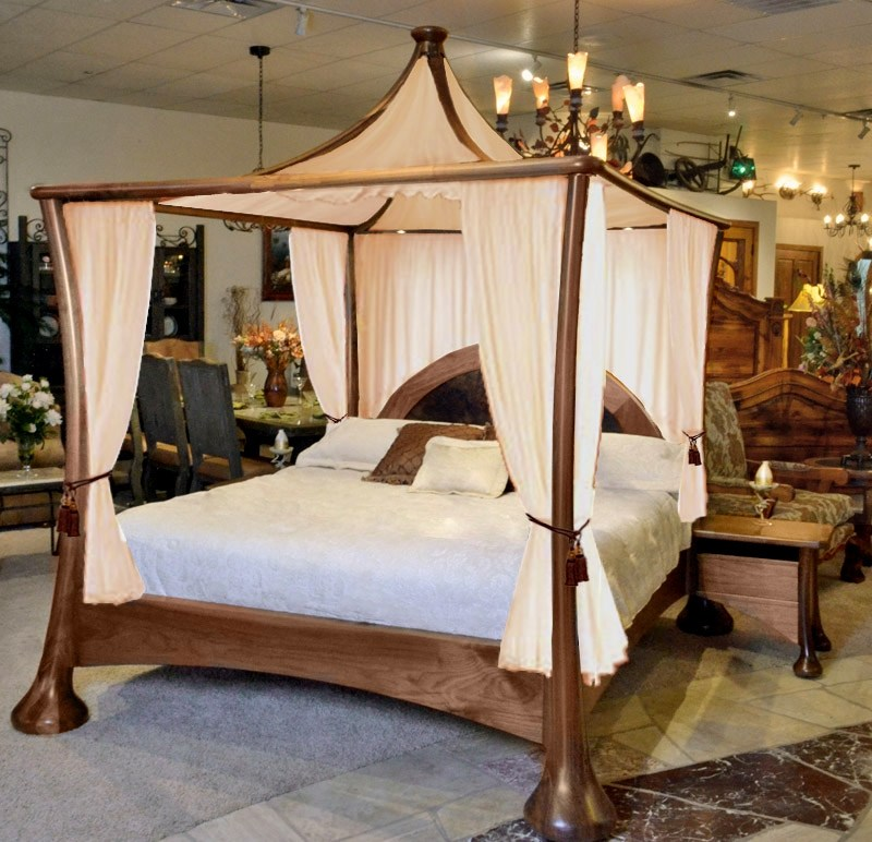 Canopy Bed Frames King Size