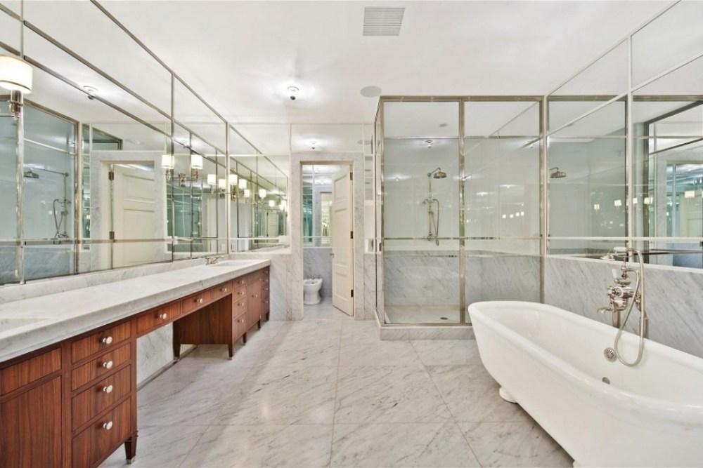 Carrera Marble Bathroom Ideas