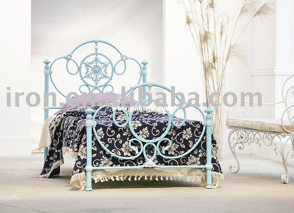 Cast Iron Bed Frame Queen