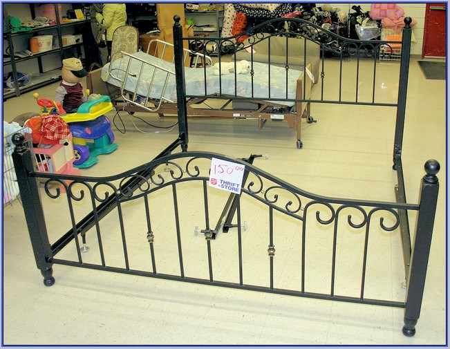 Cast Iron Bed Frames Australia