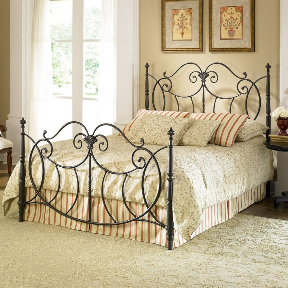 Cast Iron Bed Frames Canada
