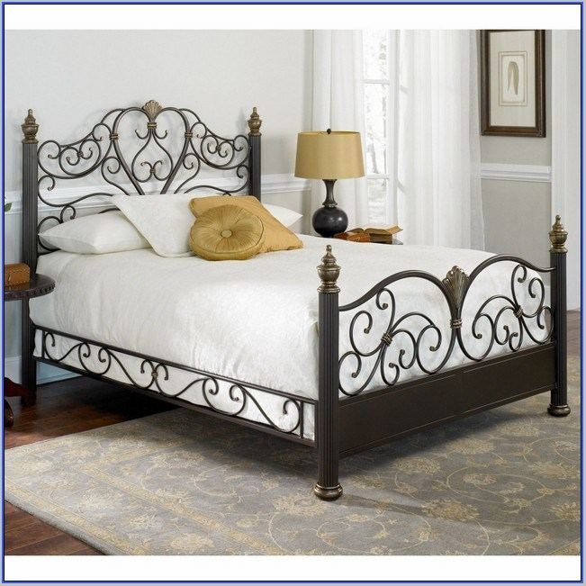Cast Iron Bed Frames Uk