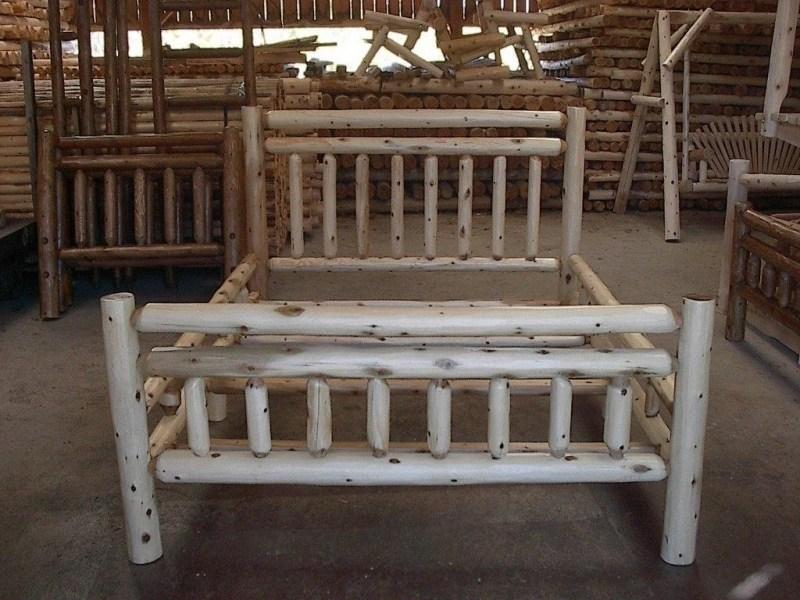 Cedar Queen Bed Frame