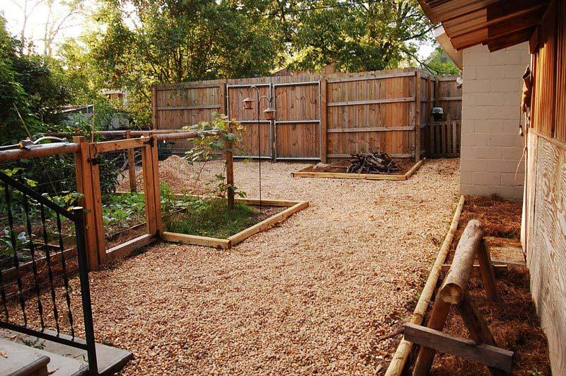 Cheap Backyard Desert Landscaping Ideas