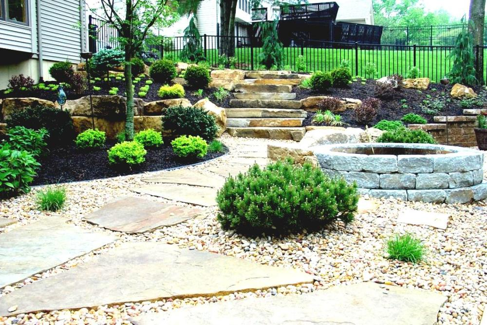 Cheap Backyard Landscaping Ideas Pictures