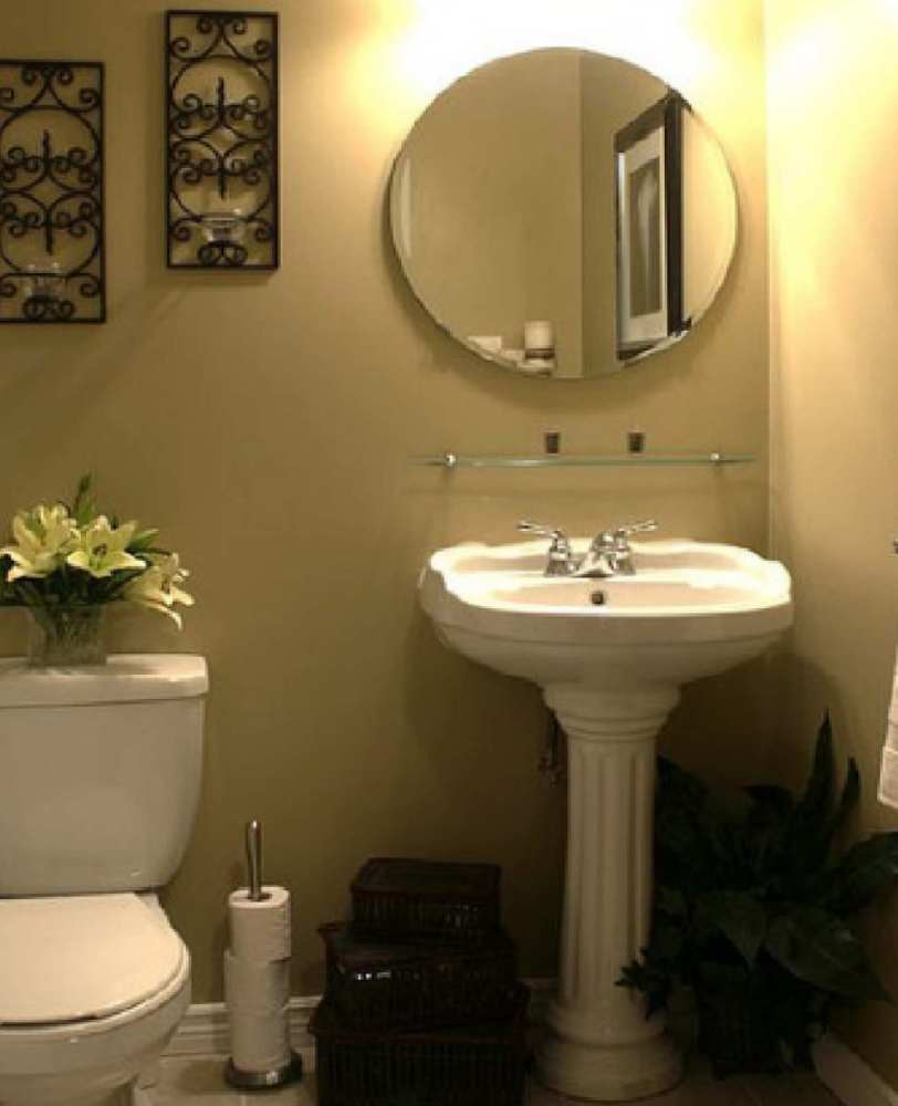 Cheap Bathroom Decorating Ideas For Small Bathrooms