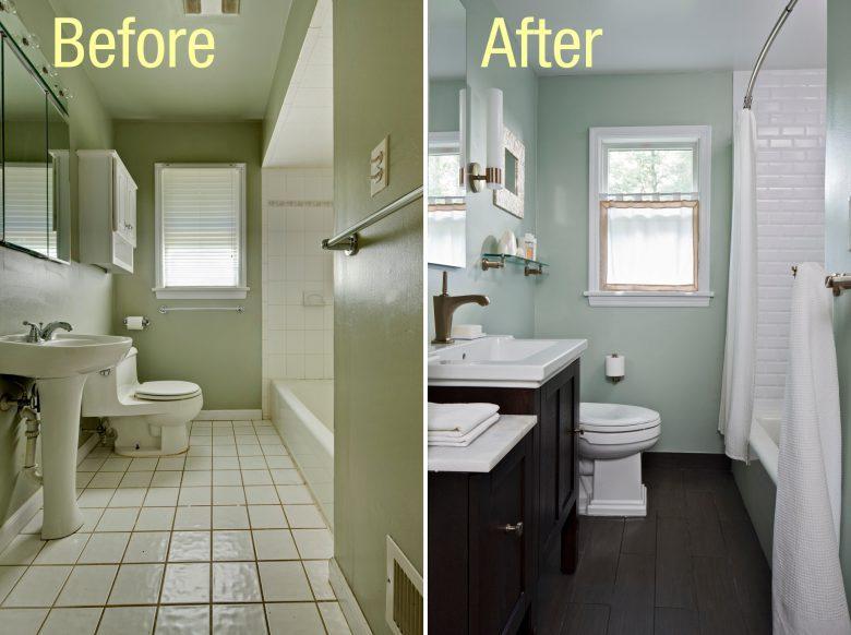 Cheap Bathroom Renovation Ideas
