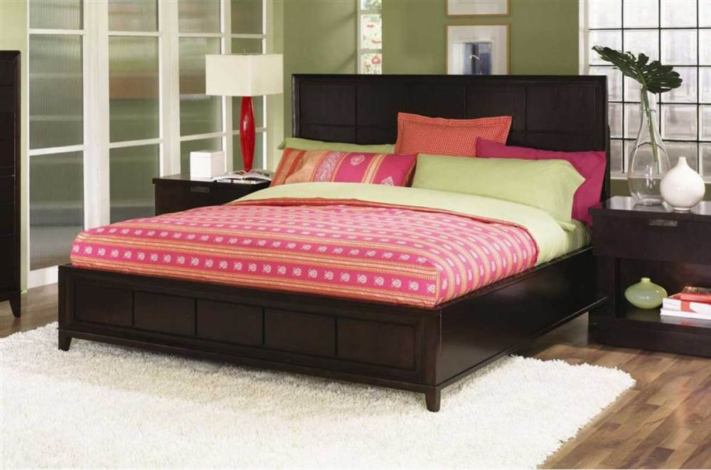 Cheap Bed Frame With Headboard