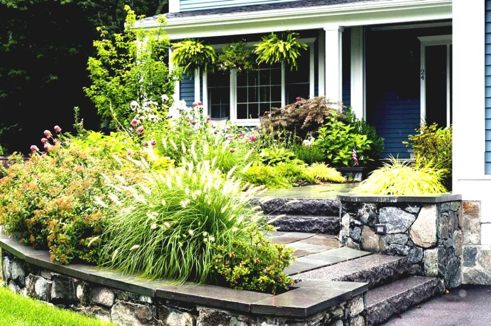 Cheap Front Lawn Landscaping Ideas