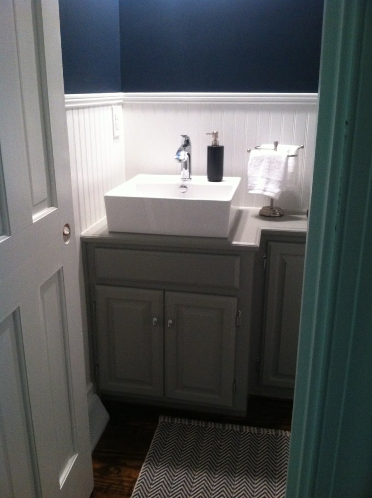 Cheap Half Bathroom Decorating Ideas
