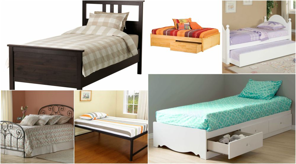 Cheap Metal Bed Frames Twin