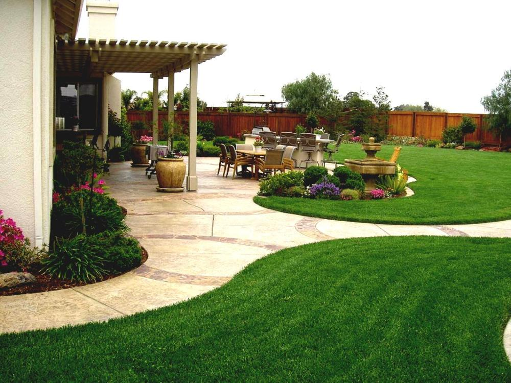Cheap Outside Landscaping Ideas