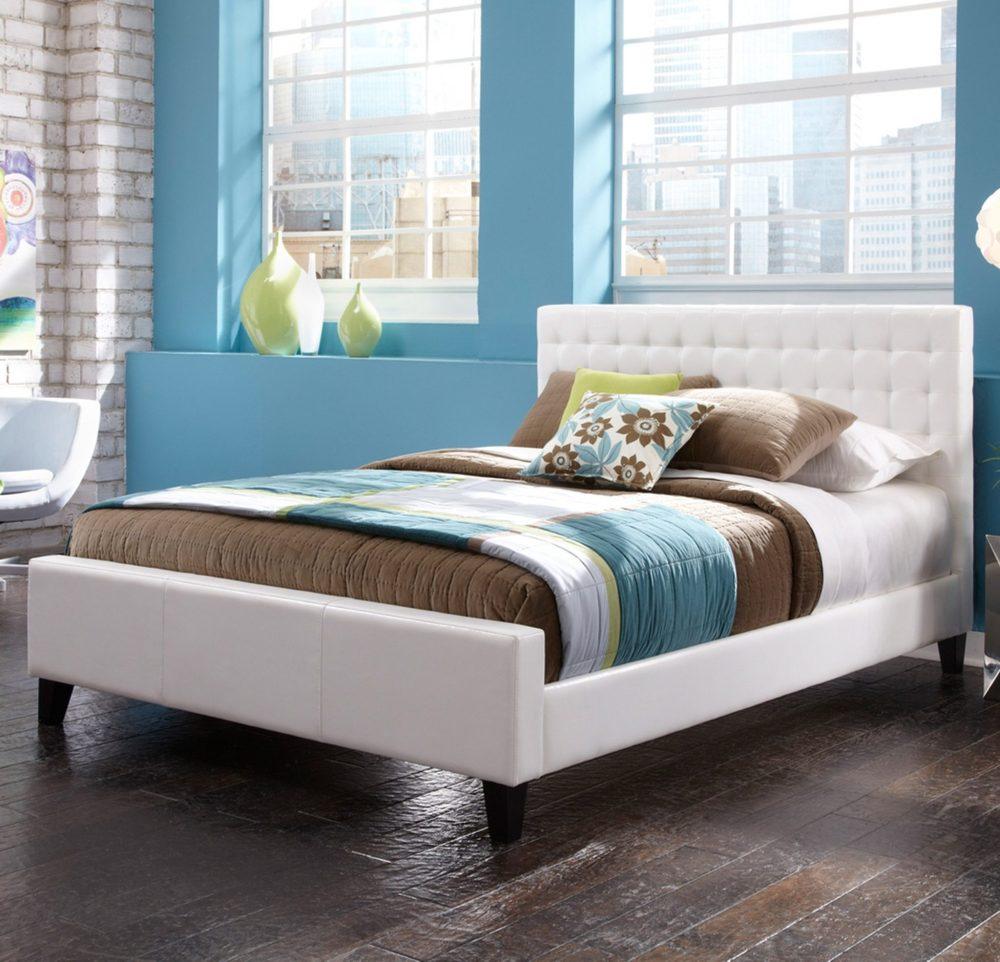 Cheap Platform Bed Frame King