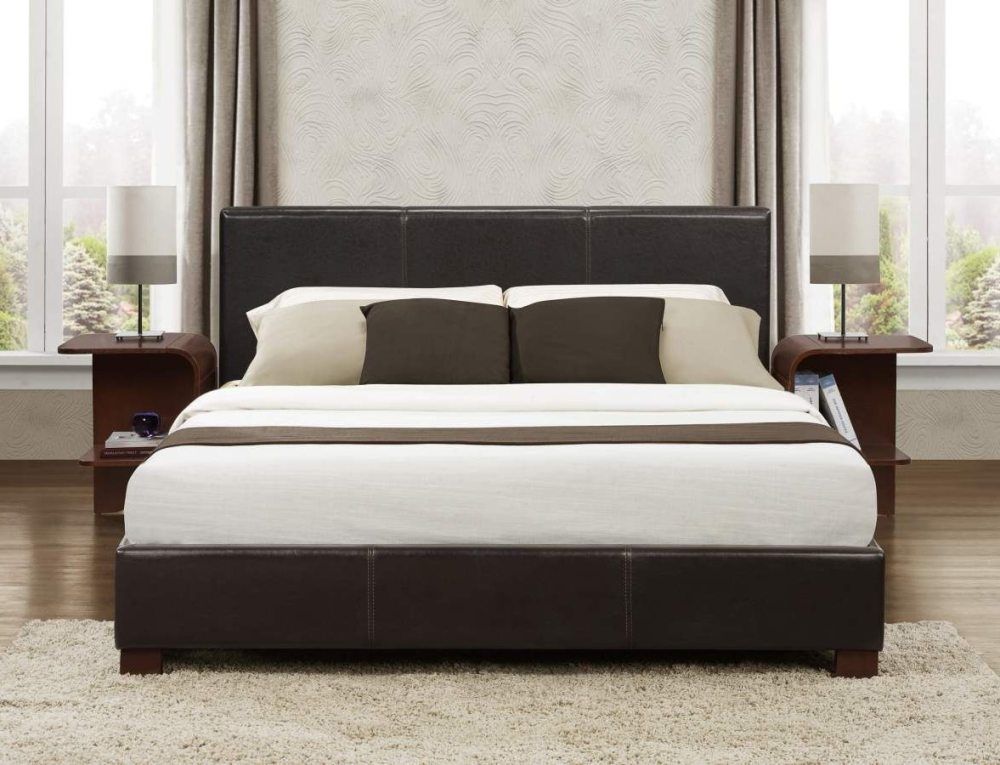 Cheap Platform Bed Frame Queen