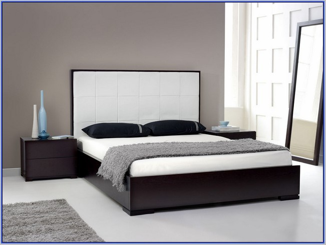 Cheap Platform Bed Queen