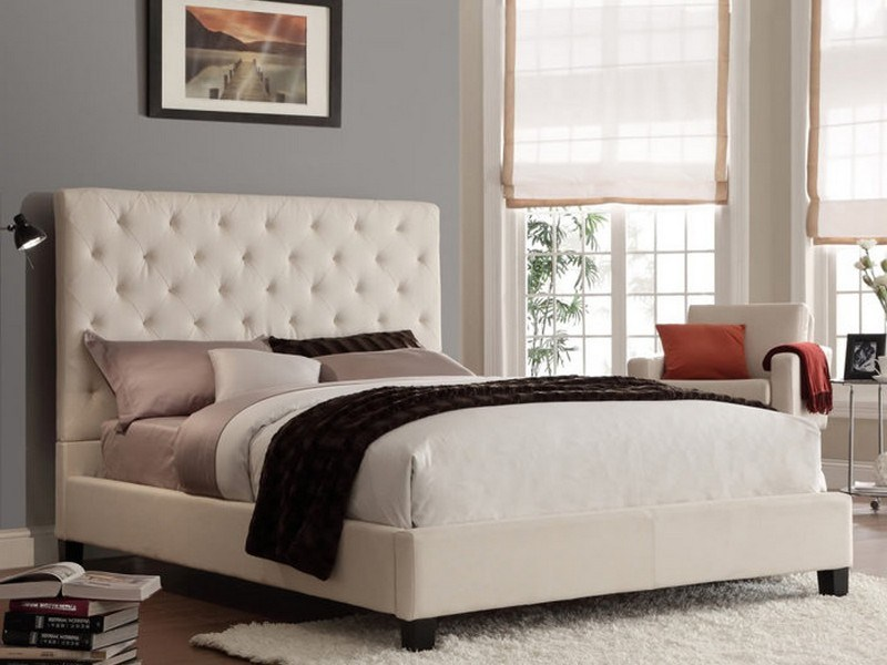 Cheap Queen Bed Frame And Headboard