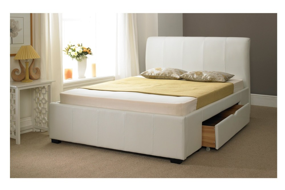 Cheap Queen Sleigh Bed Frame