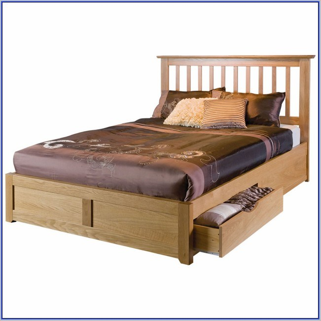 Cheap Twin Bed Frames With Storage