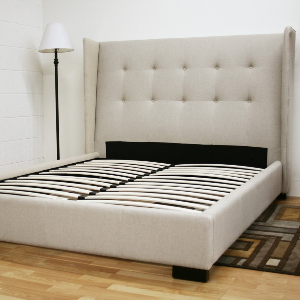 Cheap White Full Bed Frame
