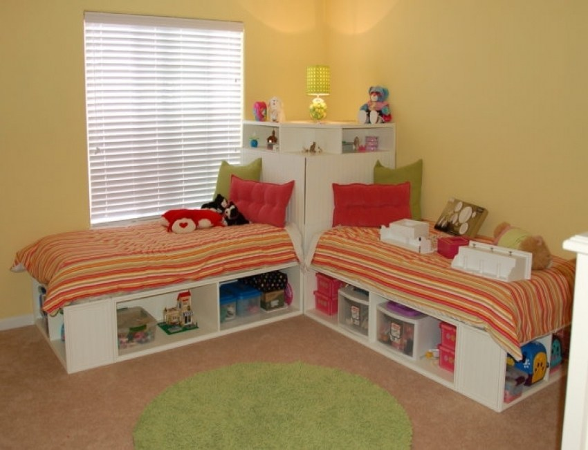 Children's Twin Bed Frames