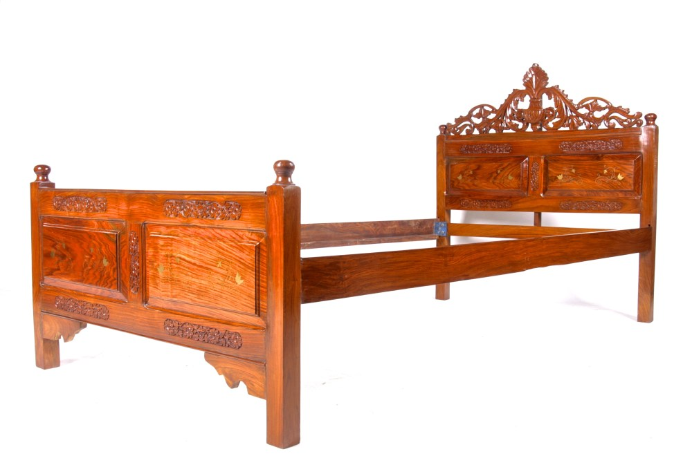 Chinese Antique Bed Frame
