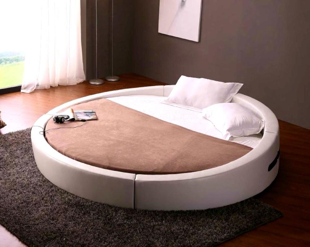Circle Bed Frame And Mattress