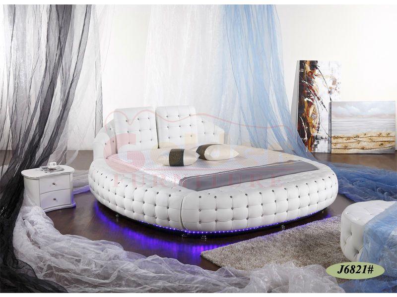 Circle Bed Frame