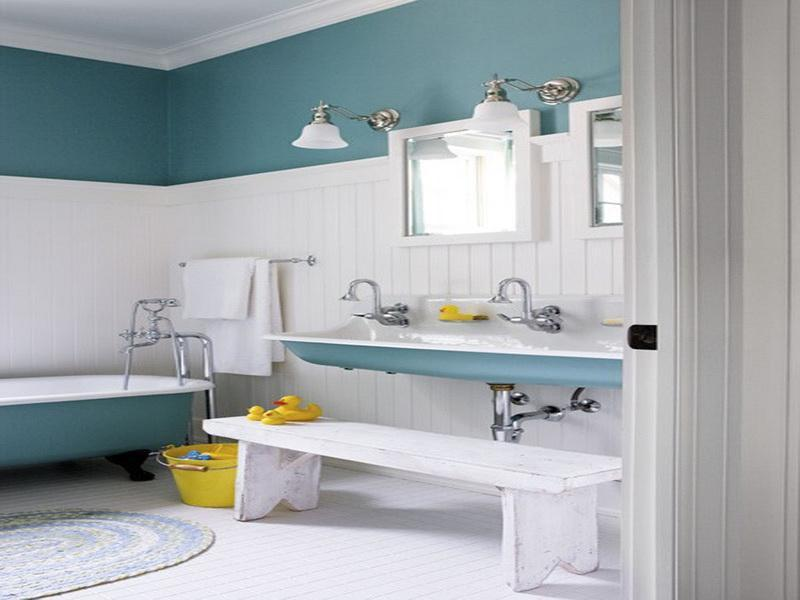 Coastal Bathroom Design Ideas