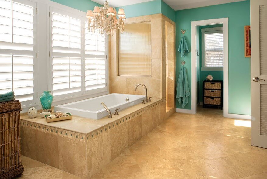 Coastal Bathroom Images