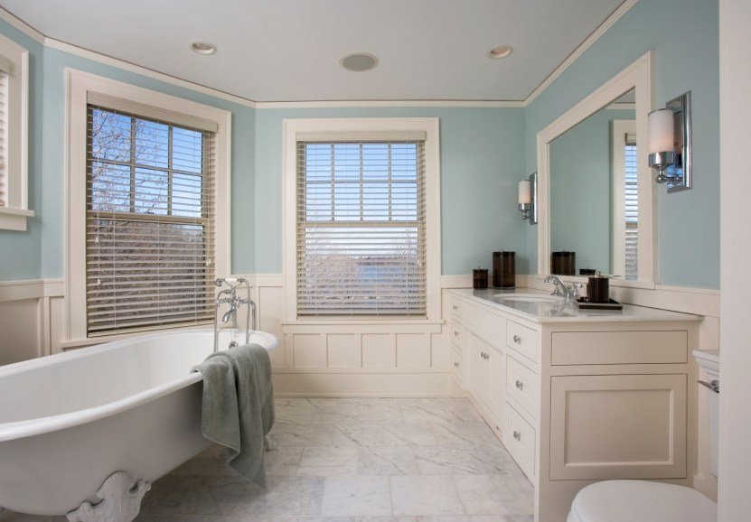 Coastal Bathroom Tile Ideas