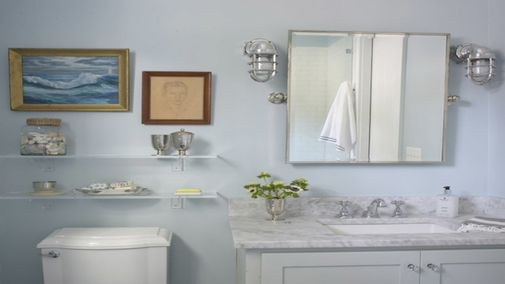 Coastal Cottage Bathroom Ideas
