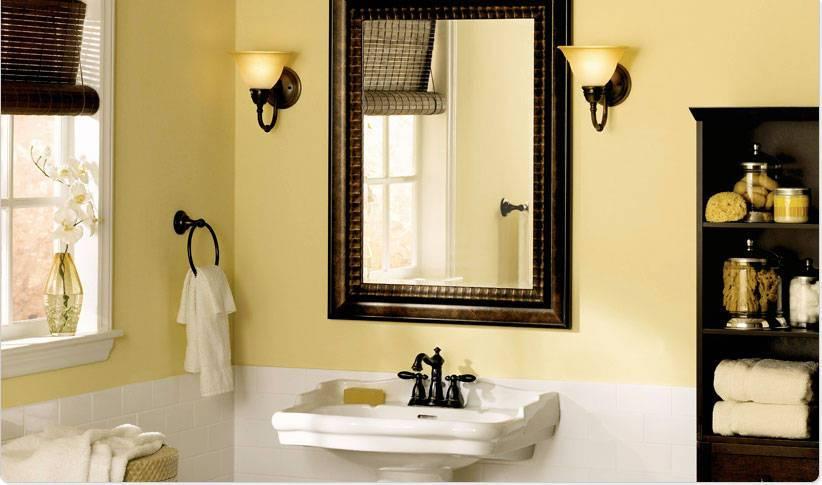 Color Ideas For Bathrooms