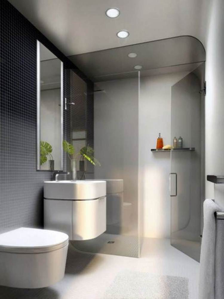 Contemporary Bathroom Ideas For Small Bathrooms
