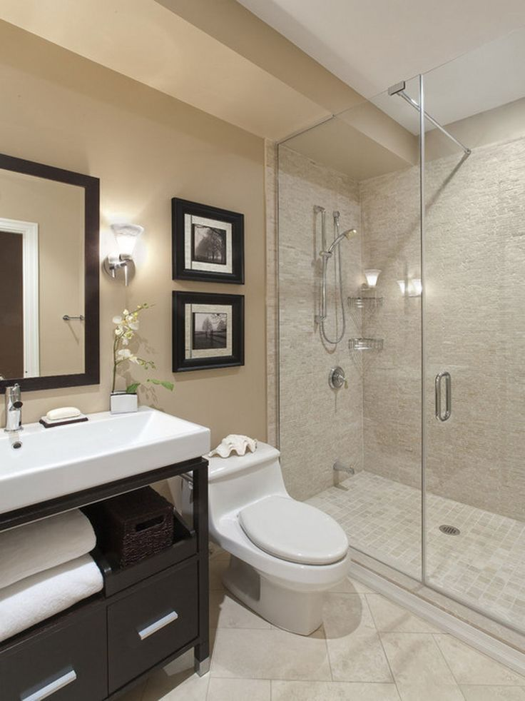 Contemporary Bathroom Ideas Pinterest