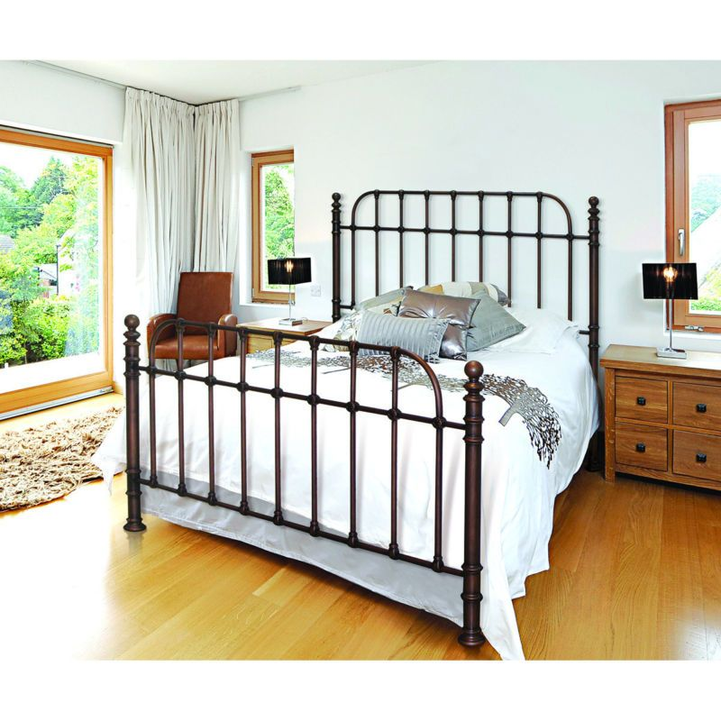 Copper Bed Frame Ebay