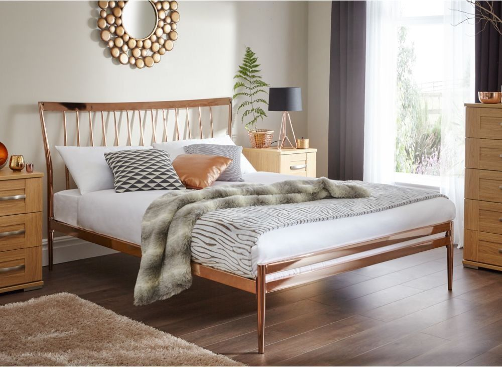 Copper Bed Frame Uk