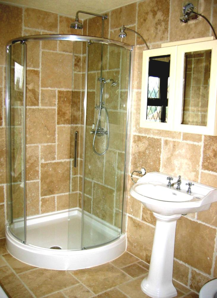 Corner Shower Bathroom Ideas