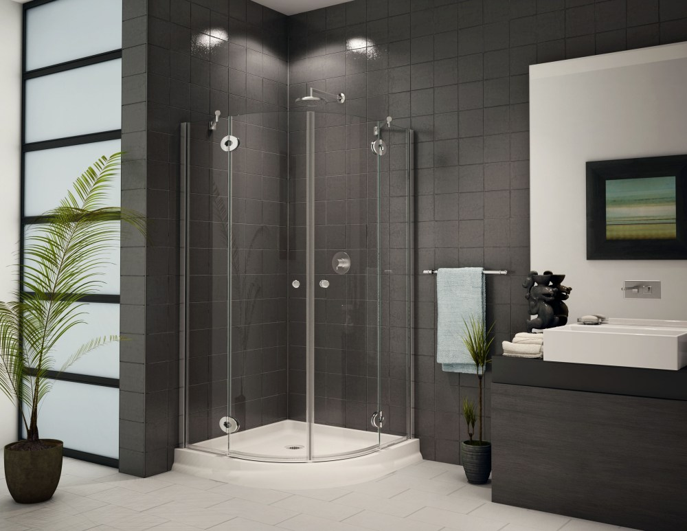 Corner Shower Ideas For Bathroom