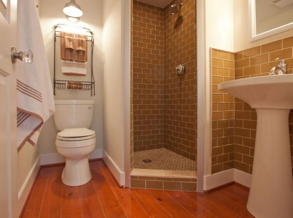 Corner Shower Ideas For Small Bathrooms
