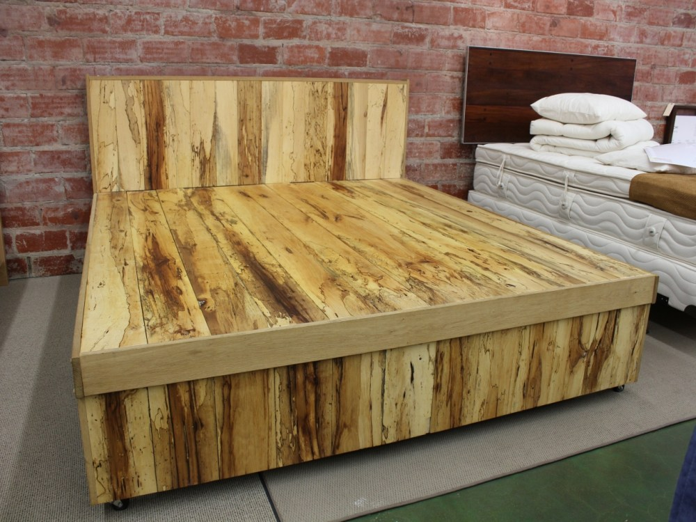 Country Bed Frame Plans