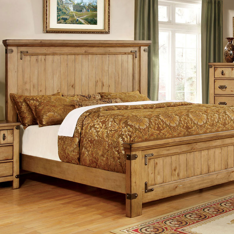 Country Bed Frame