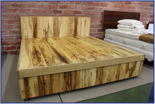Country Bed Frames Wood