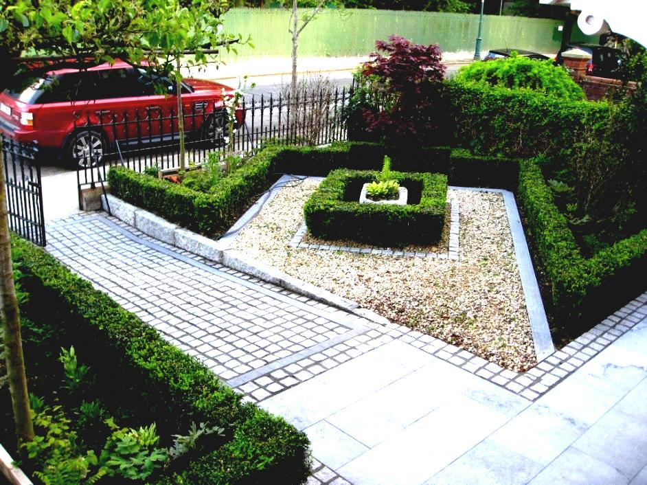 Country House Landscaping Ideas