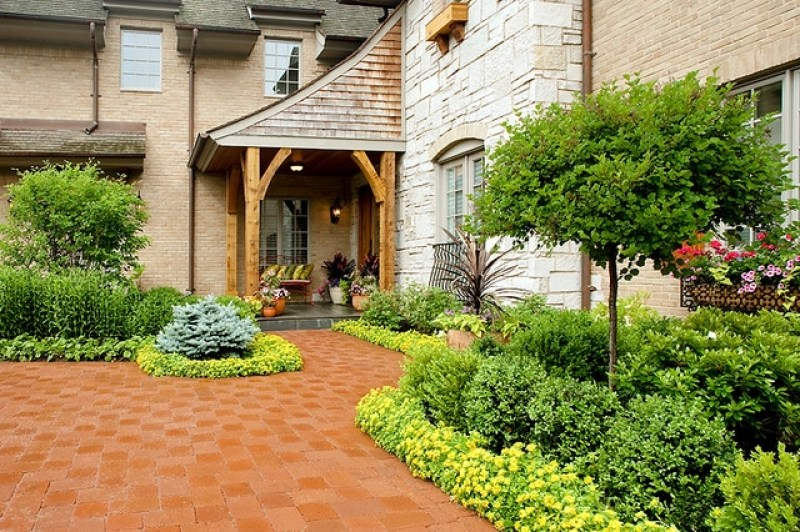Country Landscape Ideas